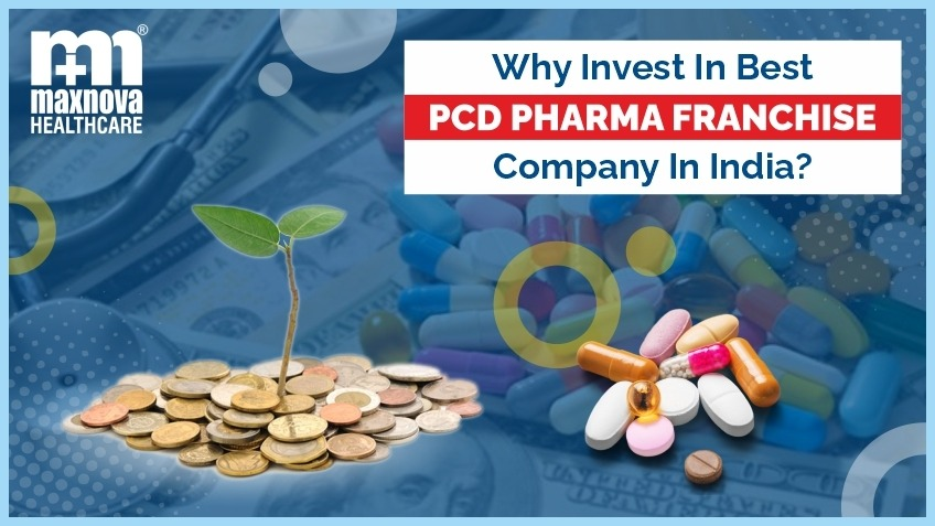Best pcd pharma franchise company in india
