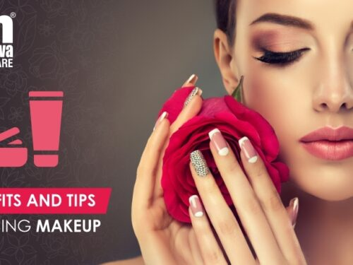 Benefits And Tips Of Using Makeup