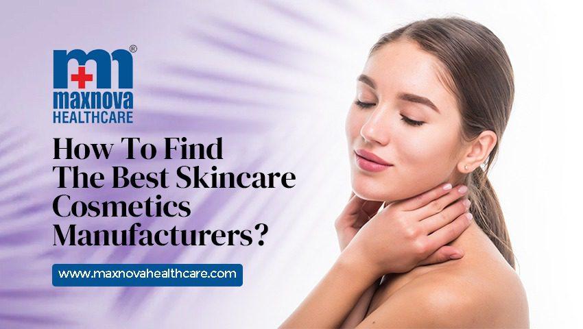 cosmetics manufacturers in india